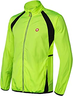 Bicycle Jacket from ATTONO Wind Jacket Bike Bicycle Wind Jacket Size M-XL