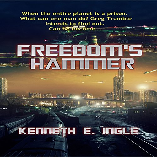 Freedom's Hammer audiobook cover art