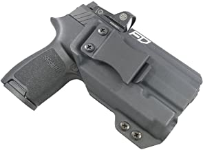 sig p320 iwb holster with light