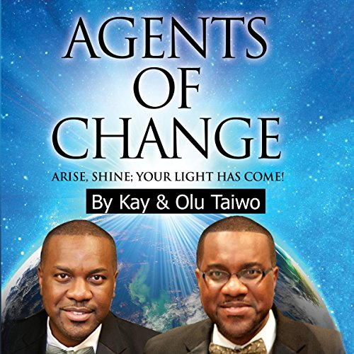 Agents of Change  By  cover art
