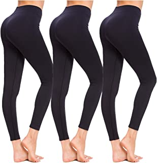 3PCS Women Workout Yoga Leggings Floral Fragrance Pants