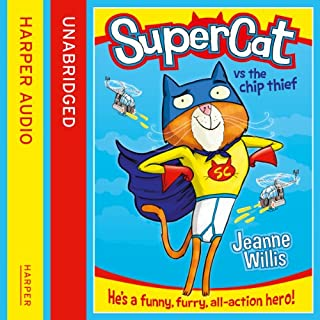 Supercat vs The Chip Thief (Supercat, Book 1) cover art