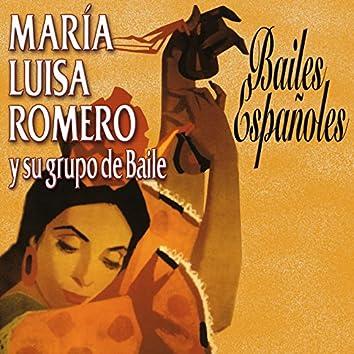 Bailes Españoles