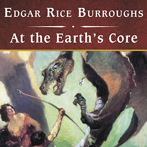 At the Earth's Core audiobook cover art