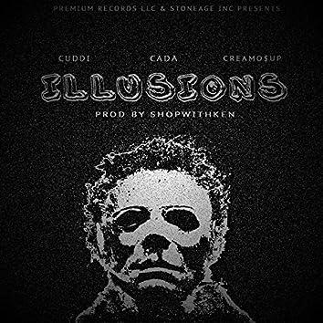 Illusions (feat. Cada & Creamo$up)