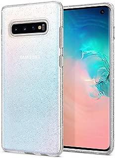 Spigen Liquid Crystal Glitter Designed for Samsung Galaxy S10 Case (2019) - Crystal Quartz