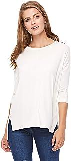 Stradivarius T-Shirts For Women, S, White