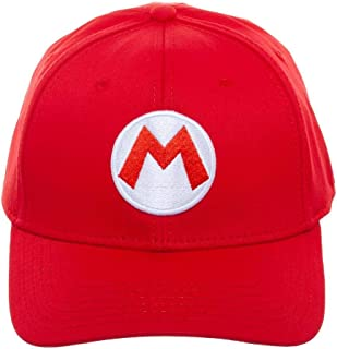 Mario: Flex Fit Cap