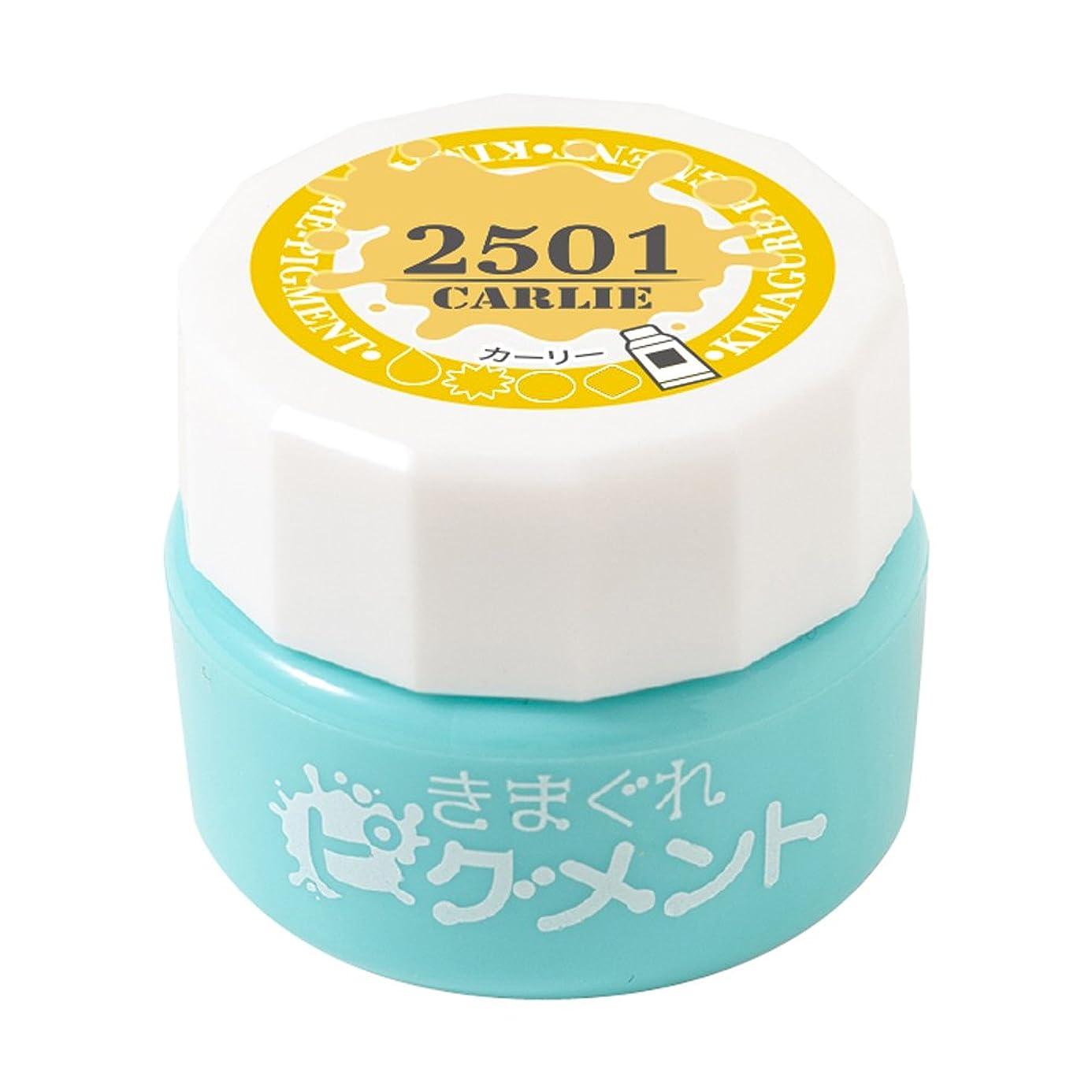 アリアンケート苗Bettygel きまぐれピグメント カーリー QYJ-2501 4g UV/LED対応