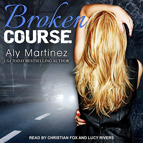 Broken Course audiobook cover art