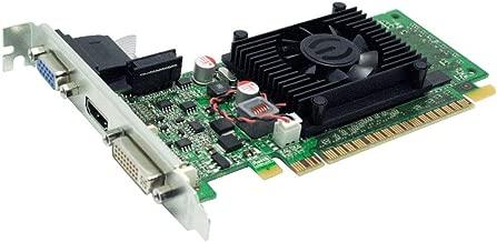 EVGA 01G-P3-1312-LR GeForce 210 Graphic Card - 520 MHz Core - 1 GB DDR3 SDRAM - PCI Express 2.0 x16 - 600 MHz Memory Clock - 64 bit Bus Width - 2560 x 1600