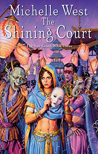 The Shining Court (The Sun Sword Book 3) (English Edition)