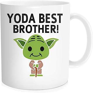 Chilltreads Yo-da Best Brother Mug