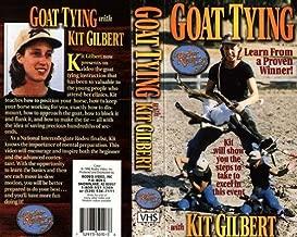 Goat Tying With Kit Gilbert