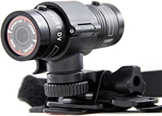 Andoer Mini F9 5MP HD 1080P H.264 Waterproof Sports DV Camera Camcorder Car DVR Outdoor Bike Helmet