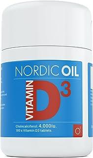 Vitamina D3 4.000 IU - 180 comprimidos vegetarianos. producto alemán