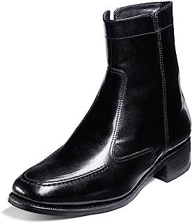 Florsheim Men's Essex Moc Toe Zipper Boot Ankle