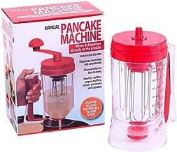 GWN Machine de Cuisine à Main crêpe Cupcake mélangeur mélangeur Distributeur mélangeur Machine Outil de Cuisson Appareil d...