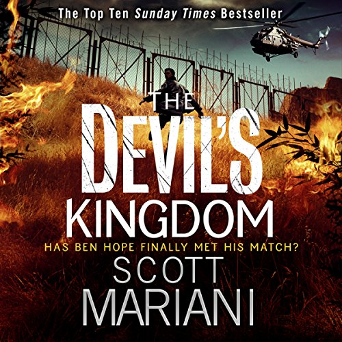 The Devil's Kingdom cover art