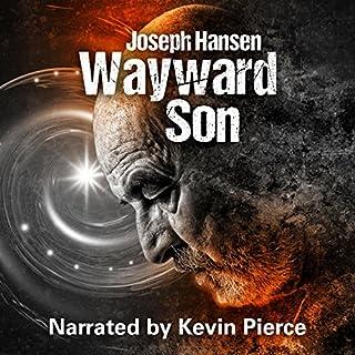 Wayward Son audiobook cover art