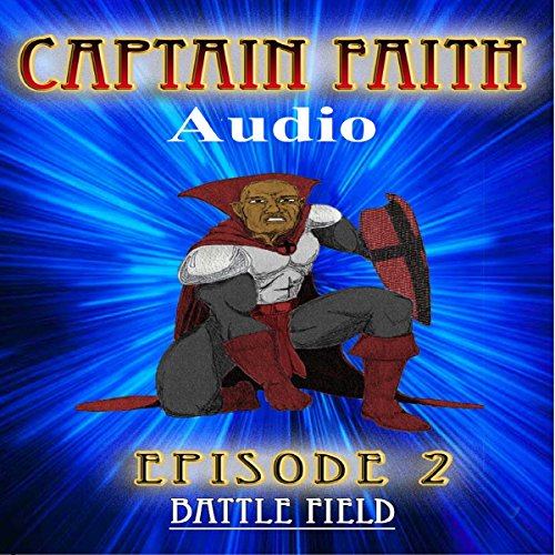 Captain Faith II audiobook cover art