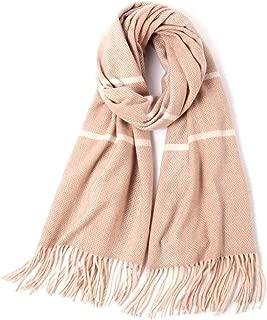 Winter Women Scarves,Cashmere Shawl Keep Warm Scarf splice Tassel Wrap Leisure Shawls for Women neckerchief Plaid printed keep