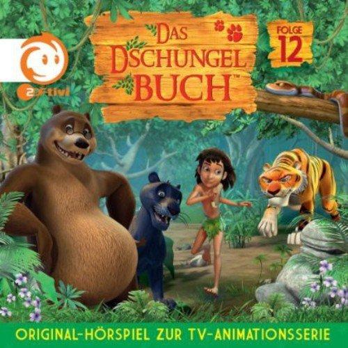 Das Dschungelbuch Original Hörspiel zur TV-Serie: Folge 12