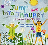Jump into January: A Journey Around the Year (Journeys)