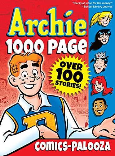 Archie 1000 Page Comics-Palooza (Archie 1000 Page Digests...