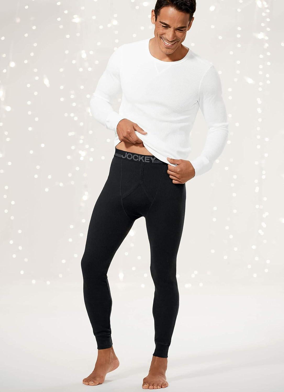 Jockey Men's Long Underwear Waffle Pant