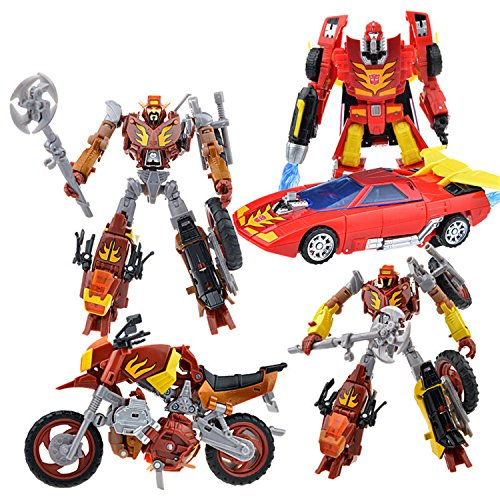 Transformers B5883 Platinum Edition Deluxe Toy, 3-Pack by Transformers
