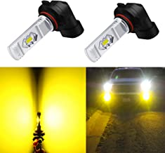 Best 9006 yellow led bulb Reviews