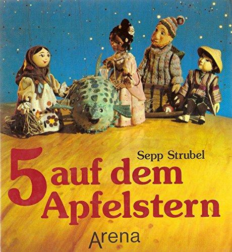 5 auf dem Apfelstern