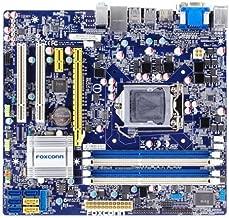 Foxconn LGA1155/Intel H77/DDR3/SATA3&USB3.0/A&GbE/MicroATX Motherboard (H77M)