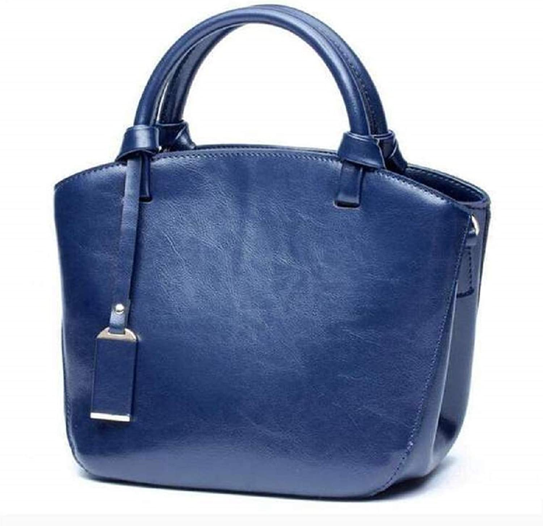 BagPrime Classy Vintage Handbag Shoulder Tote Hand Bag Christmas gift women classic Genuine Leather Handbag