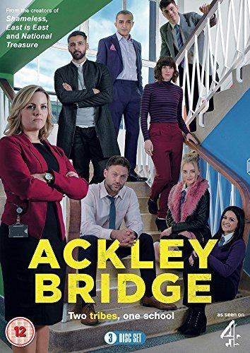 Ackley Bridge: Series 1 (Channel 4) (2 Dvd) [Edizione: Regno Unito]