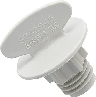 whirlpool dishwasher spray arm retainer nut