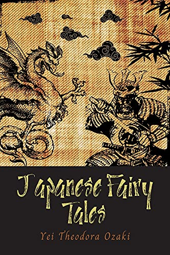Japanese Fairy Tales : With original illustrations (English Edition)