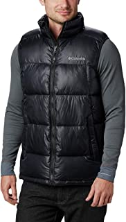 Men's Pike Lake Vest, Black, Large