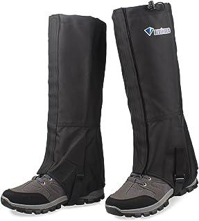 گاتر ساق بلند MAGARROW راهپیمایی برف روتاری گیتر در فضای باز کفش گتر ضد آب پوشش پارچه آکسفورد
