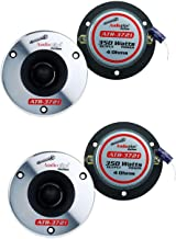 "4) Audiopipe ATR-3721 3.75"" 350W Titanium Pro Car Audio Bullet Tweeters ATR3731 photo"
