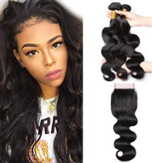 Best virgin brazilian hair 3 bundles Reviews