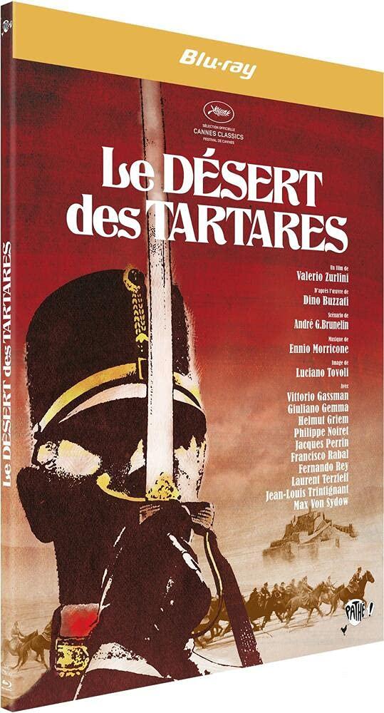 The Deluxe Desert of the Tartars Il tartari dei Le deserto Désert 2021 spring and summer new