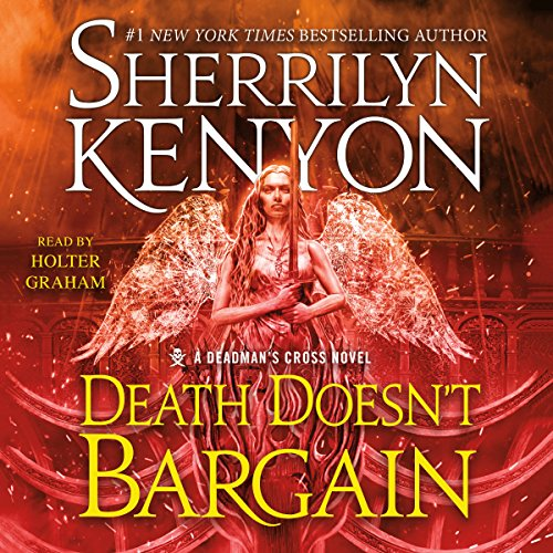 Death Doesn't Bargain audiobook cover art