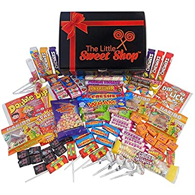 the little sweet shop retro sweet gift hamper retro for children and candy lovers (classic) The Little Sweet Shop Retro Sweet Gift Hamper Retro for Children and Candy Lovers (Classic) 61or1t5tNHL