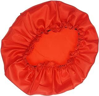 Jpwpowe Women Sleep Cap Satin Night Bonnet Head Cover Beanie Hat Hair Beauty Elastic New