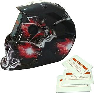 B Baosity Careta Casco para Soldar Soldadura Escudo Máscara Oscurecimiento Automático - #11