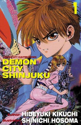 Demon City Shinjuku Volume 1: v. 1