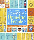 Step-by-Step Drawing People: 1 (Step-by-Step Drawing Book)