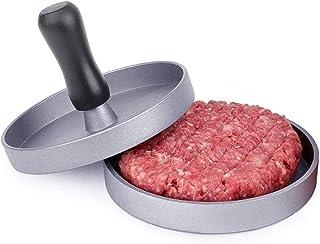 CFMOUR Burger Press, Aluminum Burger Maker Non-Stick Hamburger Press for Kitchen BBQ Making Quarter Pounder Patty
